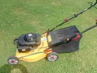 "20"" petrol push lawnmower"