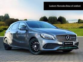 Mercedes-Benz A Class A 220 D MOTORSPORT EDITION PREMIUM 2016-10-12