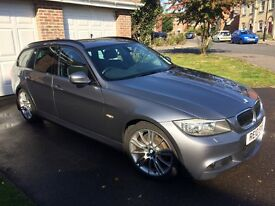 BMW 3 SERIES 2.0 320d M Sport Business Edition Touring