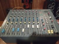 Soundcraft BVE 100S 8 Channel Mixer