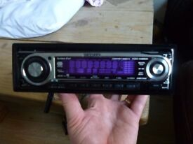 KENWOOD KDC-W6531 MOTORISED FRONT CD PLAYER 50WX4