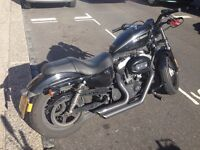 Harley Davidson 48 Forty Eight 1200
