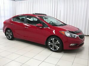 2015 Kia Forte EX GDI SHARP LOOKING, HIGH TRIM SEDAN LOADED WITH
