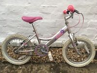 "Girls 16"" bike - Dawes Lottie 2011"
