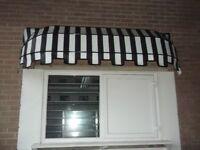 External Shop Canopy