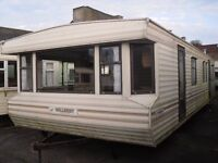 Willerby Granada FREE DELIVERY 35x12 2 bedrooms 2 bathrooms offsite static caravan large choice