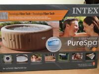 INTEX 4 Person Purespa Bubble Massage Spa