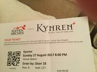 Kynren gold ticket