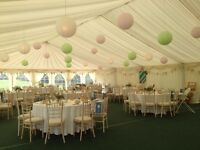 30 paper lanterns - perfect for a wedding or party!