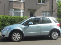 BEAUTIFUL SUZUKI SX4 PETROL