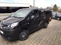 Nissan NV200 Motorhome / mini camper with drive away awning