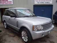 RANGE ROVER Vogue SE Autobiography,Auto,full MOT,full leather interior,new alloys with tyres,