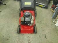 Lawnmower petrol Brigg's and Stratton Petrol lawn mower good condition runs and starts well £60 ono
