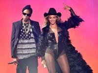 Jay-X & Beyonce hampden stadium