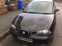 Seat IBIZA for sale - low price due to a few minor issues