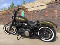 2017 Harley Davidson Softtail Street Bob 1745cc