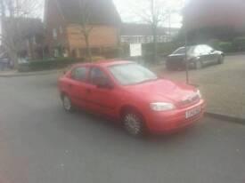 Vauxhall Astra 1600