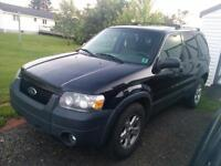2005 Ford escape AWD trade for truck