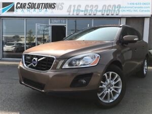 2010 Volvo XC60 T6 - LEATHER-SUNROOF