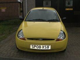 Ford Ka Style 2008