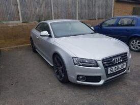 Audi a5 sline quattro