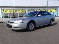 2009 Chevrolet Impala LS Dual zone air conditioning