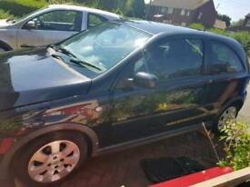 Vauxhall Corsa 1.2 twin port breaking for spares
