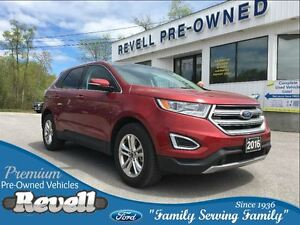 2016 Ford Edge SEL AWD  *Moonroof, Leather, Nav