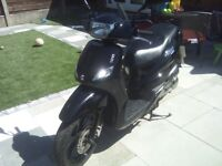 Peugeot 125 tweet, great little commuter, one owner and full service history
