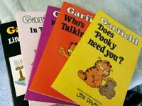 Collectable Garfield books