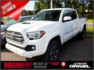 2016 Toyota Tacoma TRD DOUBLE CAB TOIT OUVRANT BLUETOOTH