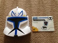 Star Wars Clone Trooper laptop for age 5 child and upwards.