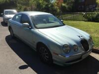 Jaguar s type 2.5 petrol auto