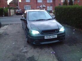 Vauxhall Astra 1.6 Sxi gsi/Sri look a like