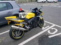 Yamaha r6 ( ltd edition)