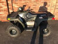 Kids Polaris quad bike