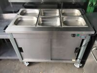 CATERING BAIN MARIE COMMERCIAL KITCHEN FAST FOOD RESTAURANT CAFE KEBAB TAKE AWAY SHOP CHICKEN