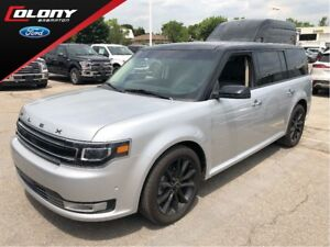 2018 Ford Flex EMPLOYEE PRICING, TOP OF THE LINE TITANIUM!