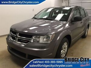 2012 Dodge Journey CVP- 7 Seater option with Rear Heat and AC!