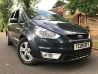 FAMILY CAR Ford Galaxy 1.8 TDCi Zetec 5DR 7 Seats Diesel 6 Speed Manual,,,