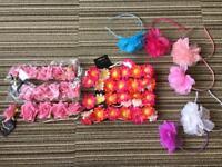 Flower bohos headbands bundle NEW