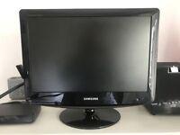 19 Samsung Syncmaster 932MW HDTV