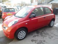 Nissan MICRA Visia,3 door hatchback,FSH,1 owner from new,very clean tidy car,runs and drives nicely