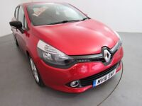 RENAULT CLIO PLAY DCI (red) 2016