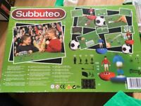 Pre-owned Subbuteo game