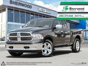 2017 Ram 1500 SLT Big Horn Only 10,000KMS!!