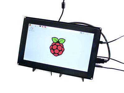 WAVESHARE 10,1 Inch IPS LCD (H) RaspberryPi 1024×600 Capacitive TouchScreen HDMI