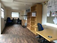 PORTABLE CABIN - SITE OFFICES