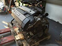 BMW E36 3 series 328i 6 cyl 190bhp Engine - M52B28 2.8 - Engine only
