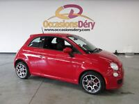 2014 Fiat 500 MAGS - BLUETOOTH